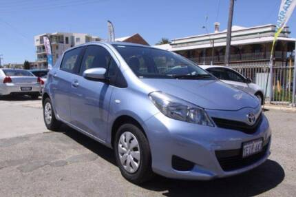 2014 Toyota Yaris Hatchback Beaconsfield Fremantle Area Preview