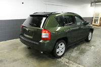 SAFETIED 2008 Jeep Compass -Manual- Low KM