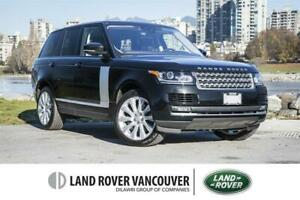 2017 Land Rover Range Rover V8 Supercharged SWB *Certified Pre-O