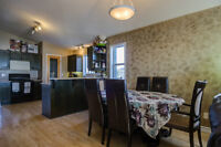 Home for sale in Grande Prairie with basement suite!