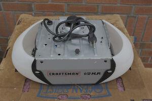 Motor for Craftsman belt driven opener