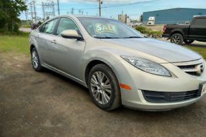 2009 Mazda 6 beautiful condition, sunroof, a/c
