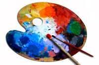 Art Lessons classes starting December $12.95 for a 2hr class