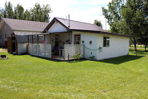 Cottage For Sale at Last Mountain Regional Park