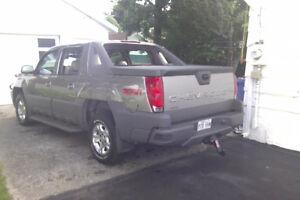2002 Chevrolet Avalanche Camionnette