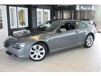 2004 04 BMW 6 SERIES 4.4 645CI 2D 329 BHP