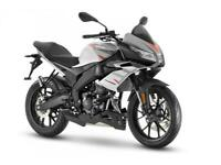 Aprilia Tuono 125, New Shape 2021 E5 Model, more power, more electronics