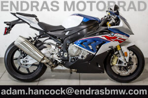2018 BMW S1000RR - BRAND NEW - Motorsports Colours