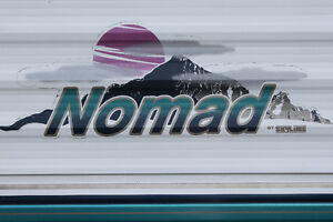 19 ft Nomad Trailer
