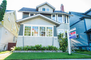 Prime Wolseley Character Home, Long List of Upgrades