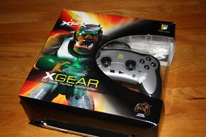 Dual Reflex Controller X Gear - new use, brand new in the box!