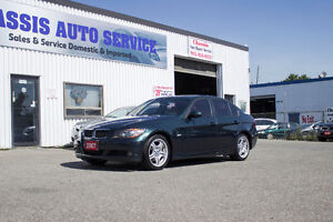 2007 BMW 328 W/ WINTER TIRES & RIMS NO ACCDIENT VERY CLEAN $7999