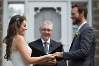 Marriage Officiant  Ottawa and Area