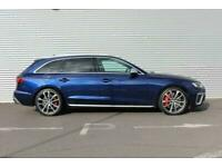 2020 Audi A4 DIESEL AVANT S4 TDI Quattro 5dr Tiptronic Estate Diesel Automatic