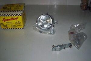Vintage Speedway Double Bulb Generator set