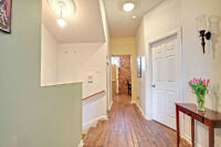 **OPEN HOUSE** Charming 2nd floor condo, exposed brick, solarium