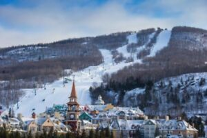 Mont Tremblant Cottage Winter Wonderland