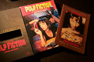 Pulp Fiction DVD Collector's Edition
