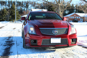 2011 Cadillac CTS-V Sedan. Accident Free