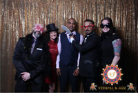 Photobooth!!  Kick your party up a notch.