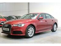 2016 Audi A6 2.0 TDI ULTRA SE EXECUTIVE 4d 188 BHP Saloon Diesel Manual