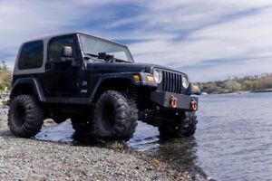 2004 Jeep TJ Convertible