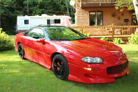 2001 Chevrolet Camaro Coupe (2 door)