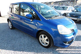 Renault Grand Modus 1.2 TCE ( 100bhp ) Dynamique 5 DOOR+BLUE+STUNNING