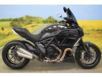 Ducati Diavel Carbon 2011**CARBON FIBRE EDITION, ABS, TERMIGNONI EXHAUST**