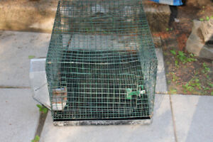 Animal Cage For Small Animal w/ easy clean out tray