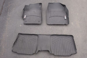 Weather Tech Floor Liners for 2007-2011 Toyota Camry