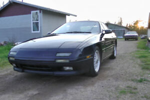 1991 MAZDA RX7 CONVERTIBLE  - open for reasonable Offers