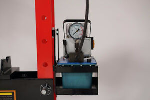 50 Ton Shop Press with Hydraulic Pack London Ontario image 3