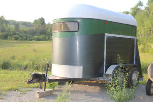 Bumper pull trailer for sale