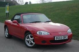 2003 Mazda MX 5 1.8i 2dr 2 door Convertible