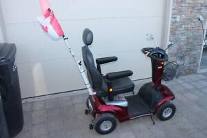 Shoprider Pathfinder scooter