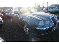 2001 JAGUAR S-TYPE 3.0 V6 4D 240 BHP