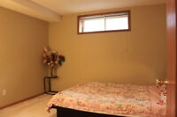 Big fully furnished walkout basement for rent