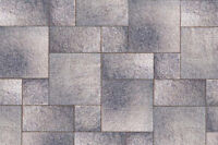 Umbriano XL Rectangle Pavers - Winter Marvel