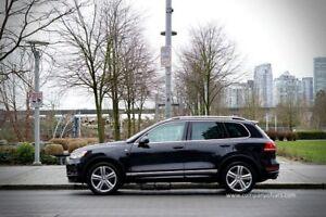 2014 Volkswagen Touareg -