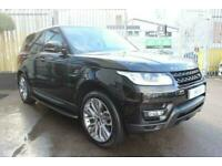 2015 65 LAND ROVER RANGE ROVER SPORT 3.0 SDV6 HSE DYNAMIC 5D-HEATED FRONT AND RE