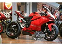 Ducati 1299 Panigale Example