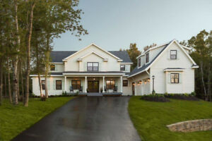 2017 New Brunswick Hospital Home Lottery Executive Home