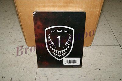 Medal of Honor Warfighter LIMITED EDITION SteelBook PS3 NEW