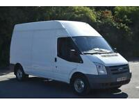 2.4 T350 RWD 5D 100 BHP LWB HIGH DIESEL MANUAL PANEL VAN 2008
