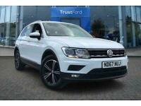 2018 Volkswagen Tiguan 2.0 TDi 150 SE 5dr *** FRONT & REAR PARKING SENSORS, DUAL
