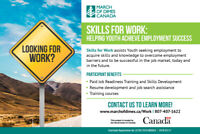 Skills For Work Kenora - Employment For Youth Ages 15 - 30
