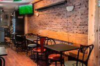 restaurant bar a 2 min de la station berri uqam
