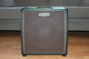 Amplificateur guitare acoustique Crate 120 watts Durango