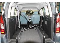 Citroen Berlingo wheelchair car mobility accessible vehicle special edition